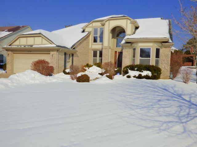 878 Saugatuck Trail, Vernon Hills, IL 60061 (MLS #09859482) :: Helen Oliveri Real Estate