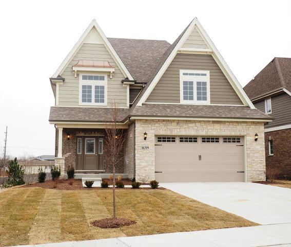 16319 Emerson Drive, Orland Park, IL 60467 (MLS #09859700) :: Baz Realty Network | Keller Williams Preferred Realty