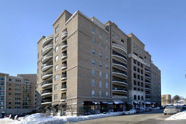 151 W Wing Street #809, Arlington Heights, IL 60005 (MLS #09859789) :: Helen Oliveri Real Estate