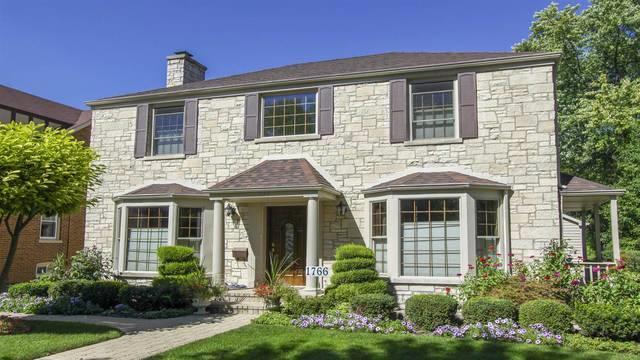 1766 Grove Street, Glenview, IL 60025 (MLS #09859791) :: Helen Oliveri Real Estate