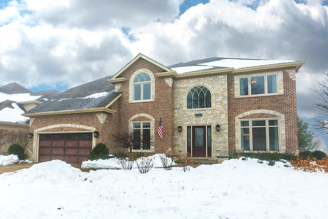 2327 Simsbury Court, Naperville, IL 60564 (MLS #09859881) :: Baz Realty Network | Keller Williams Preferred Realty