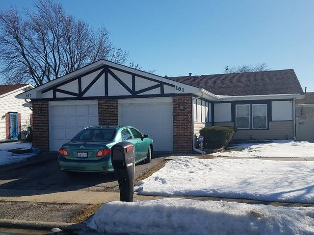 161 Ringneck Drive, Glendale Heights, IL 60139 (MLS #09859948) :: The Dena Furlow Team - Keller Williams Realty