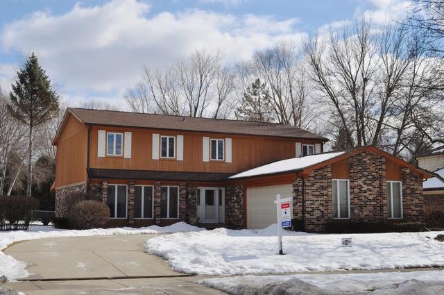 635 N Dryden Avenue, Arlington Heights, IL 60004 (MLS #09859952) :: Helen Oliveri Real Estate