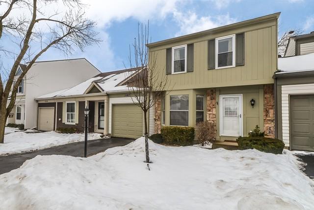 1562 N Dartmoor Avenue, Palatine, IL 60067 (MLS #09859972) :: Helen Oliveri Real Estate