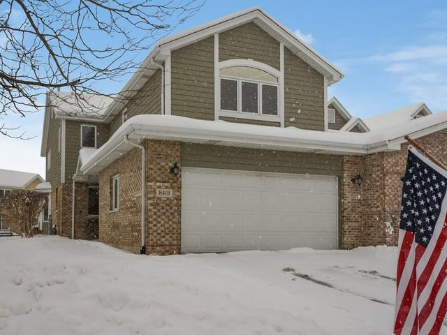 8401 Dunmore Drive, Tinley Park, IL 60487 (MLS #09860052) :: Baz Realty Network | Keller Williams Preferred Realty