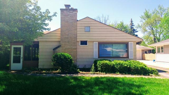 1501 186th Street, Homewood, IL 60430 (MLS #09860073) :: The Wexler Group at Keller Williams Preferred Realty