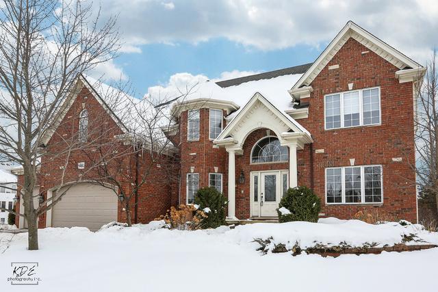 3204 Rollingridge Road, Naperville, IL 60564 (MLS #09860090) :: Lewke Partners