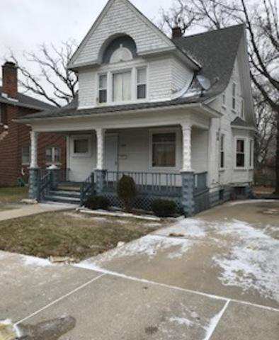 1643 Euclid Avenue, Chicago Heights, IL 60411 (MLS #09860151) :: The Dena Furlow Team - Keller Williams Realty