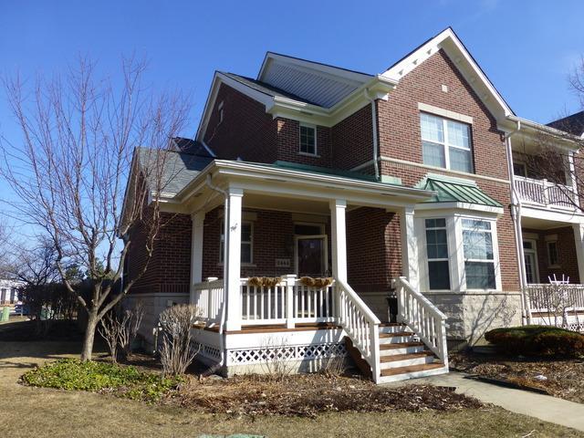 2444 Violet Street #2444, Glenview, IL 60026 (MLS #09860158) :: Helen Oliveri Real Estate