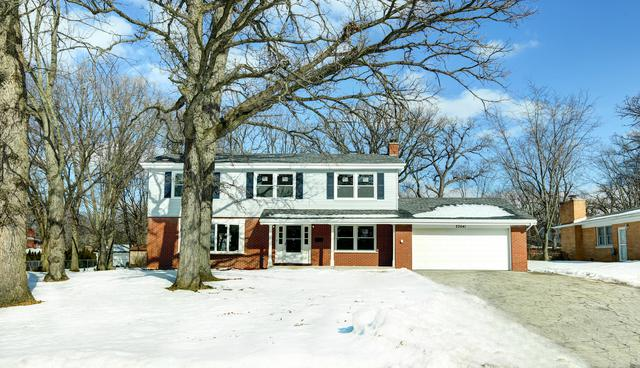 20641 Corinth Road, Olympia Fields, IL 60461 (MLS #09860204) :: The Wexler Group at Keller Williams Preferred Realty
