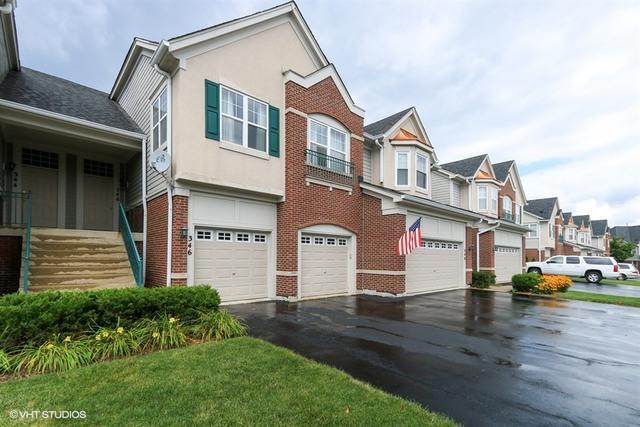 346 Pine Lake Circle, Vernon Hills, IL 60061 (MLS #09860208) :: Helen Oliveri Real Estate