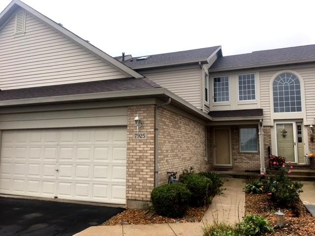 7925 Belle Rive Court #7925, Tinley Park, IL 60477 (MLS #09860285) :: Baz Realty Network | Keller Williams Preferred Realty