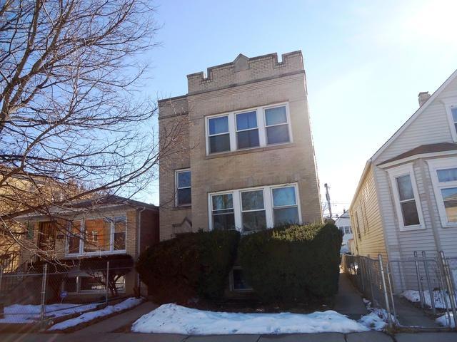 5445 W Schubert Avenue, Chicago, IL 60639 (MLS #09860323) :: Baz Realty Network | Keller Williams Preferred Realty