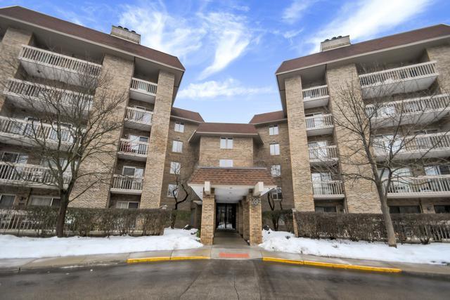 1280 Rudolph Road 1E, Northbrook, IL 60062 (MLS #09860396) :: Helen Oliveri Real Estate