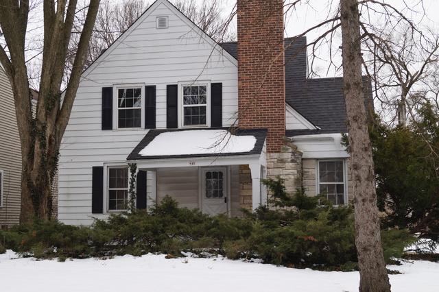 845 N Golf Cul De Sac Street, Des Plaines, IL 60016 (MLS #09860419) :: Helen Oliveri Real Estate
