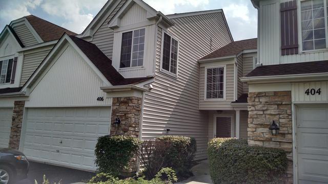 406 Locksley Drive #0, Streamwood, IL 60107 (MLS #09860447) :: Lewke Partners