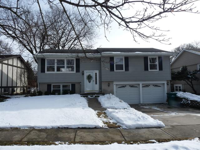 305 E Des Moines Street, Westmont, IL 60559 (MLS #09860460) :: The Dena Furlow Team - Keller Williams Realty