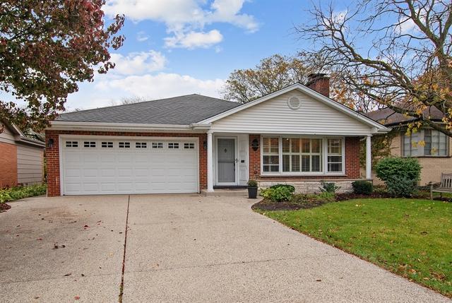 941 S Brainard Avenue, La Grange, IL 60525 (MLS #09860462) :: The Dena Furlow Team - Keller Williams Realty