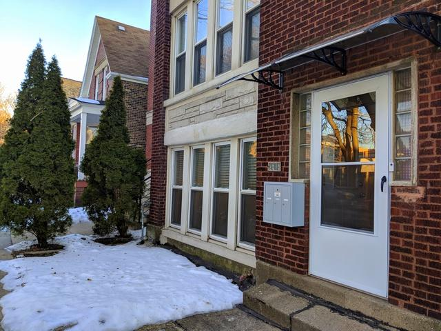 2515 W Superior Street #1, Chicago, IL 60612 (MLS #09860605) :: Domain Realty