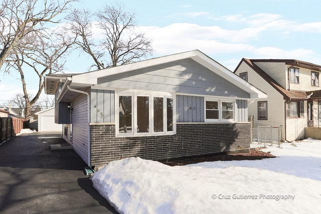 4007 N Grant Street, Westmont, IL 60559 (MLS #09860691) :: The Dena Furlow Team - Keller Williams Realty