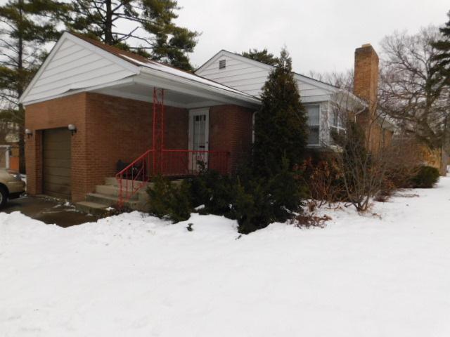 18351 Homewood Avenue, Homewood, IL 60430 (MLS #09860711) :: The Wexler Group at Keller Williams Preferred Realty