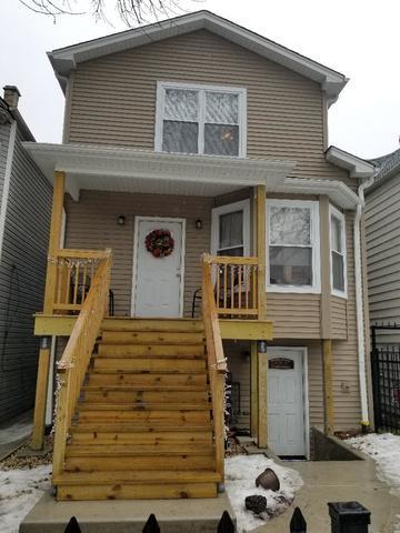 3134 N Monticello Avenue, Chicago, IL 60618 (MLS #09860731) :: Domain Realty