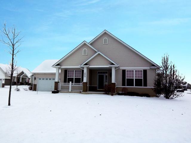 1609 Devonshire Lane, Shorewood, IL 60404 (MLS #09861193) :: The Wexler Group at Keller Williams Preferred Realty