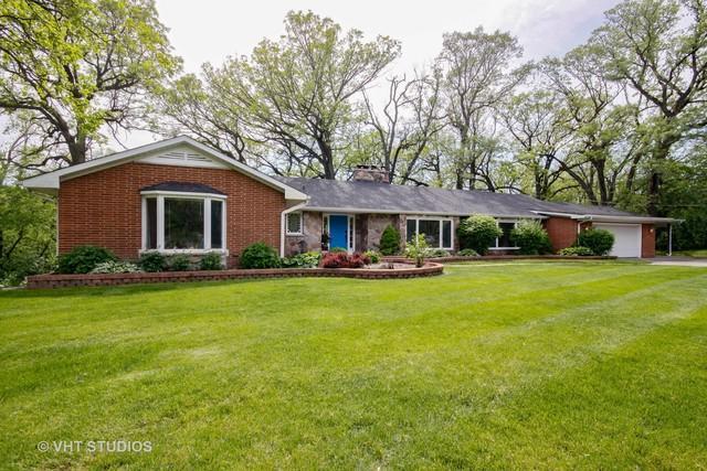 16 Riegel Oaks Lane, Homewood, IL 60430 (MLS #09861237) :: The Wexler Group at Keller Williams Preferred Realty