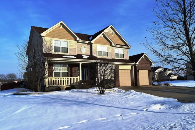 624 S Edgewater Lane, Shorewood, IL 60404 (MLS #09861258) :: The Wexler Group at Keller Williams Preferred Realty