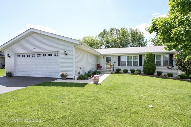 110 Rainbow Drive, Capron, IL 61012 (MLS #09861349) :: Key Realty
