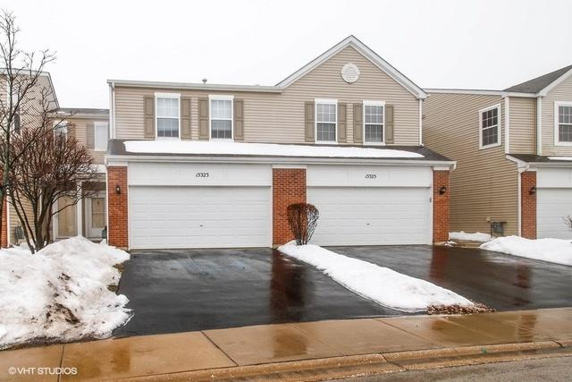 15323 Kenmare Circle, Manhattan, IL 60442 (MLS #09861500) :: The Wexler Group at Keller Williams Preferred Realty