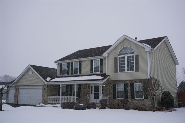 10850 Lemon Grass Lane, Roscoe, IL 61073 (MLS #09861527) :: Domain Realty