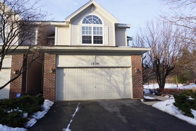 1238 Townes Circle #1238, Aurora, IL 60502 (MLS #09861588) :: Key Realty