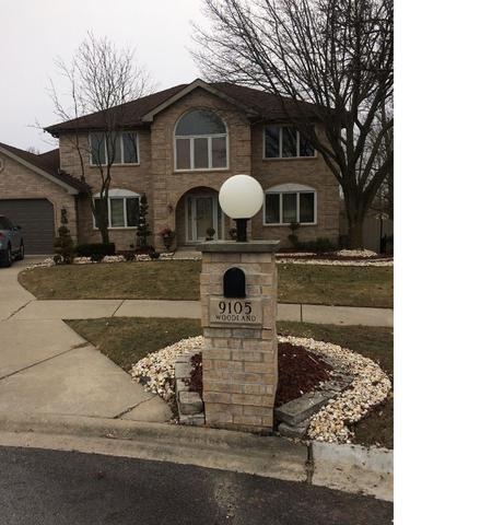 9105 Woodland Drive, Hickory Hills, IL 60457 (MLS #09861640) :: The Wexler Group at Keller Williams Preferred Realty