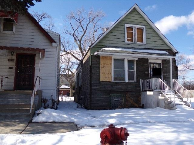 6328 S Bell Avenue, Chicago, IL 60636 (MLS #09861653) :: Lewke Partners