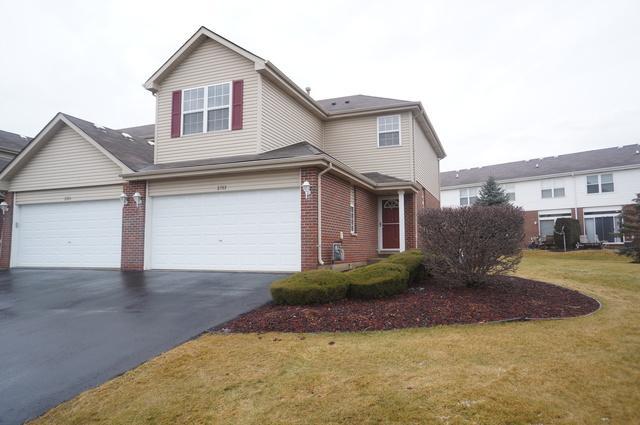 2763 Foxwood Drive #2763, New Lenox, IL 60451 (MLS #09861706) :: Lewke Partners