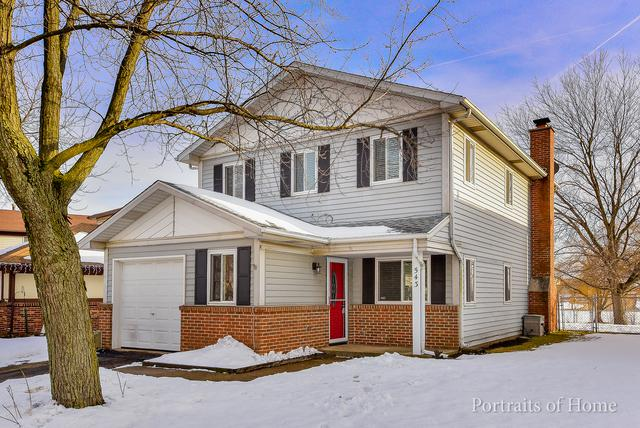 543 Old Stone Road, Bolingbrook, IL 60440 (MLS #09861727) :: The Wexler Group at Keller Williams Preferred Realty