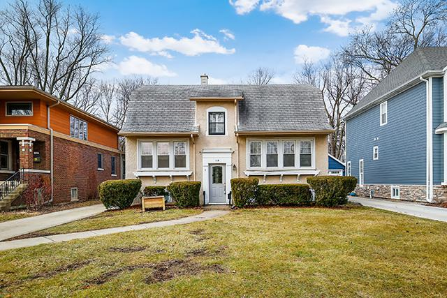 114 Forest Avenue, River Forest, IL 60305 (MLS #09862075) :: Lewke Partners