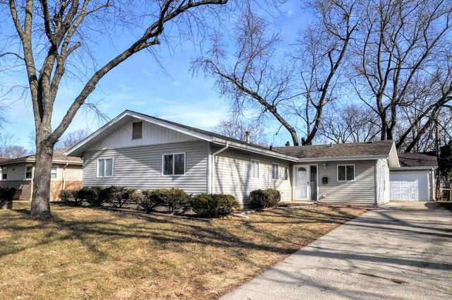 313 N Orchard Drive, Park Forest, IL 60466 (MLS #09862154) :: The Dena Furlow Team - Keller Williams Realty