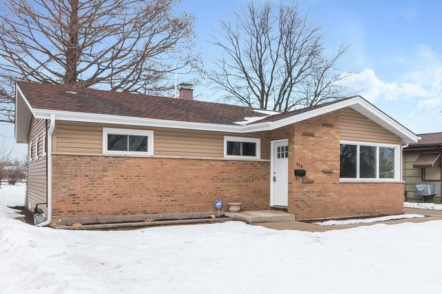 414 W Ronald Drive, Addison, IL 60101 (MLS #09862207) :: The Dena Furlow Team - Keller Williams Realty
