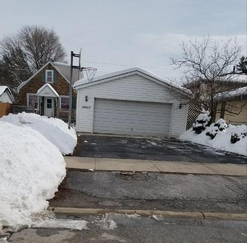 14507 S Mckinley Avenue, Posen, IL 60469 (MLS #09862309) :: Domain Realty