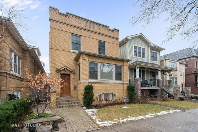 3857 N Oakley Avenue, Chicago, IL 60618 (MLS #09862353) :: Domain Realty