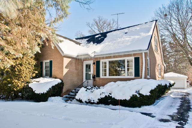 1291 Edgewood Road, Lake Forest, IL 60045 (MLS #09862369) :: The Dena Furlow Team - Keller Williams Realty