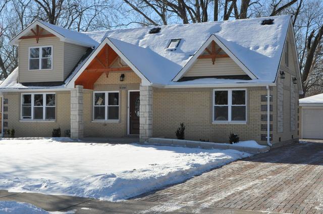 8346 Leclaire Avenue, Burbank, IL 60459 (MLS #09862428) :: Key Realty
