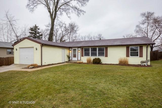 548 Jo Ann Court, Lockport, IL 60441 (MLS #09862443) :: The Wexler Group at Keller Williams Preferred Realty