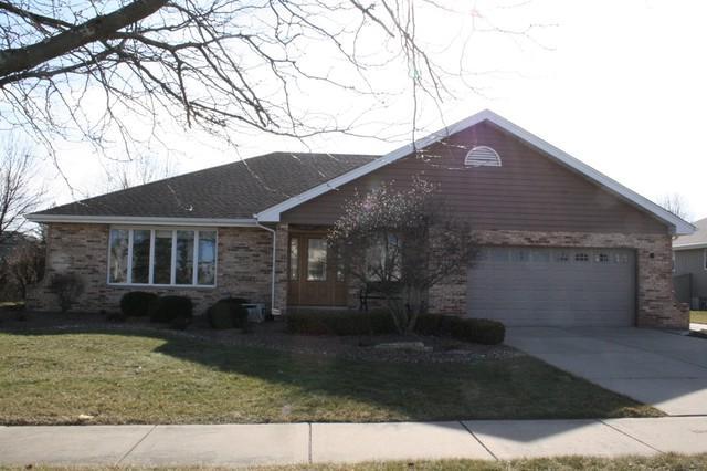 10319 Lindsay Lane, Mokena, IL 60448 (MLS #09862486) :: The Wexler Group at Keller Williams Preferred Realty