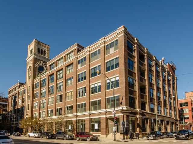 1000 W Washington Boulevard #321, Chicago, IL 60607 (MLS #09862575) :: Domain Realty