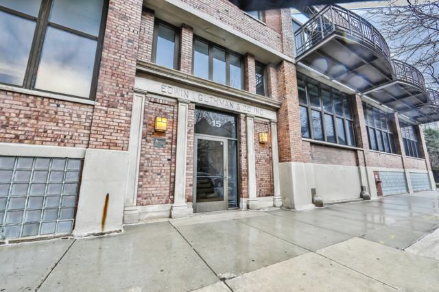 15 S Throop Street #601, Chicago, IL 60607 (MLS #09862676) :: Domain Realty