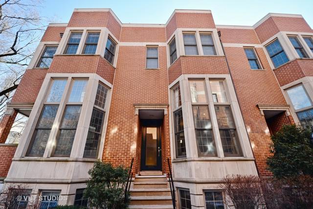 18 N Ada Street B, Chicago, IL 60607 (MLS #09862702) :: Domain Realty