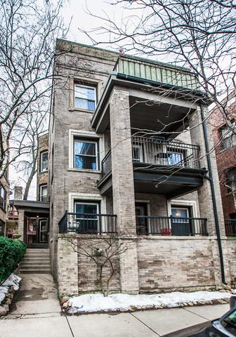 817 W Lawrence Avenue #1, Chicago, IL 60640 (MLS #09862758) :: The Dena Furlow Team - Keller Williams Realty